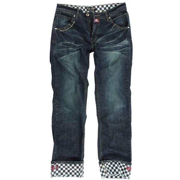 Rusty Pistons Jeans Winslow Race Herren