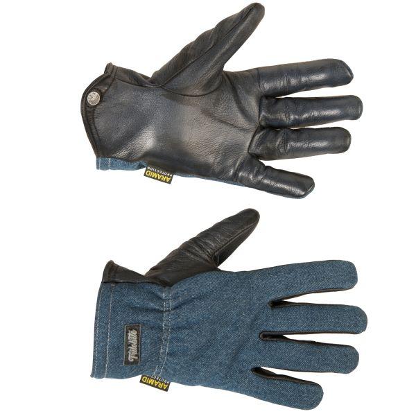 Trilobite 1842 Piloter Handschuhe, Farbe: dunkel blau