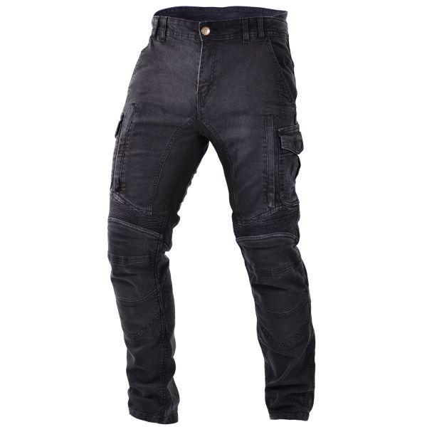 Trilobite 1664 Acid Scrambler Herren Jeans, Farbe: schwarz