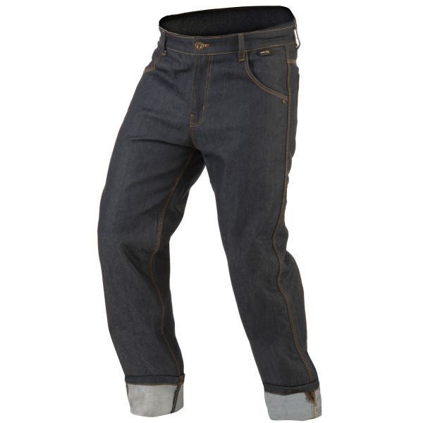 Trilobite 1861 Raw Authentic Herren Hose, dunkel blau