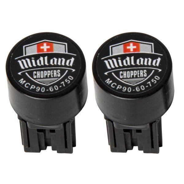 Midland Load Equalizer vorn H-D Dyna Can-Bus, 3Pin (Kit 2 pice)