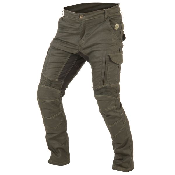 Trilobite 1664 Acid Scrambler Herren Jeans, Farbe: khaki