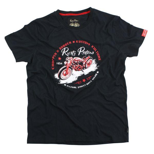 T-Shirt Laurel (Black) Herren