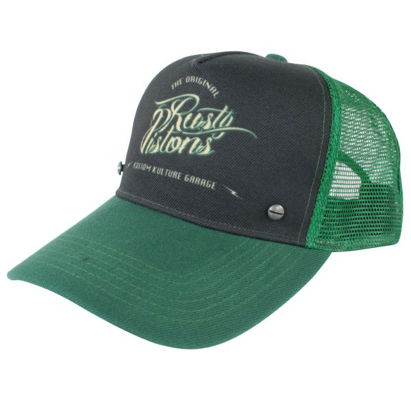 Trucker Caps (Erwachsene) Riddle Green