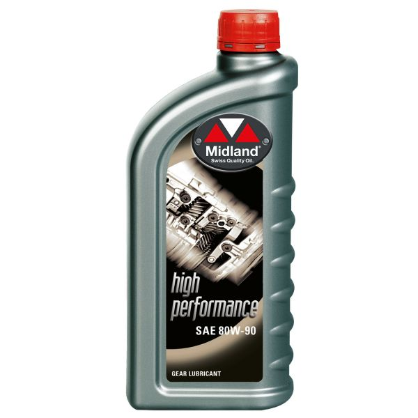 Midland Getriebe Oil 80W-90 1l. Bottle