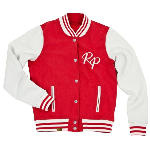 Rusty Pistons Sweatshirt Amberly red Damen
