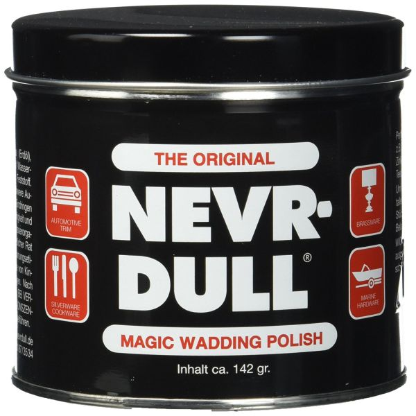 Nevr Dull Metal Polish