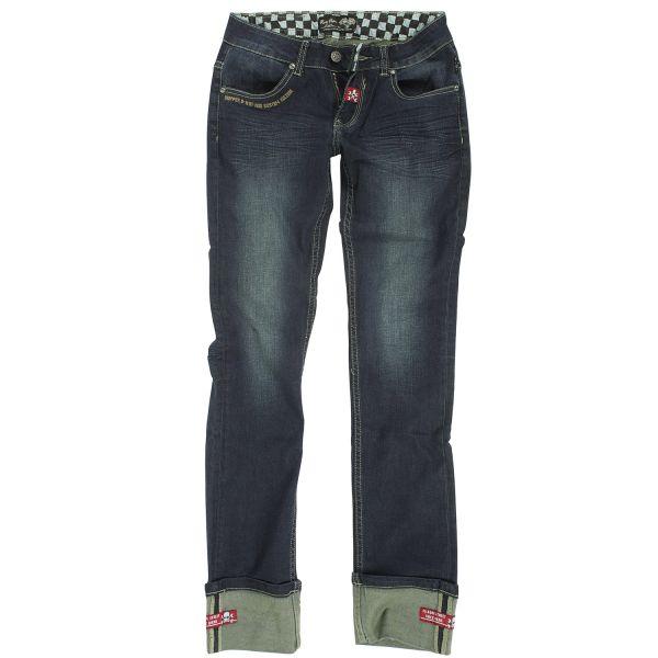Rusty Pistons Jeans Juno Damen