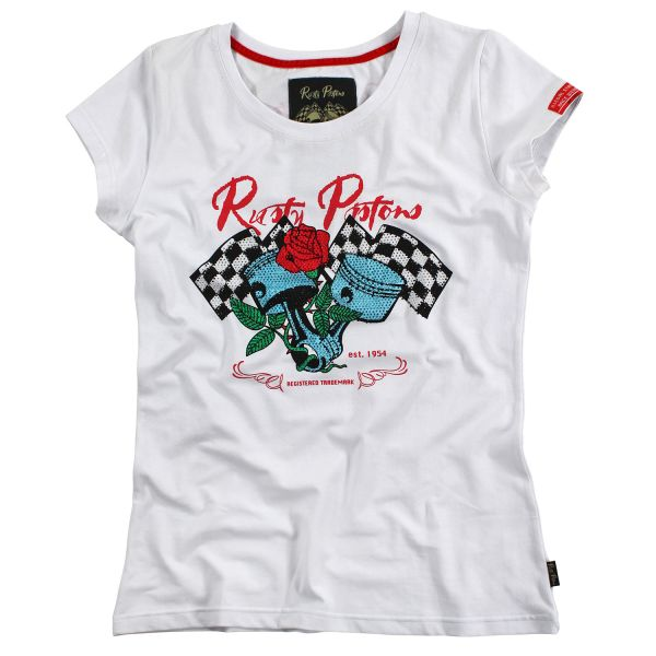 Rusty Pistons T-Shirt Lavinia Damen