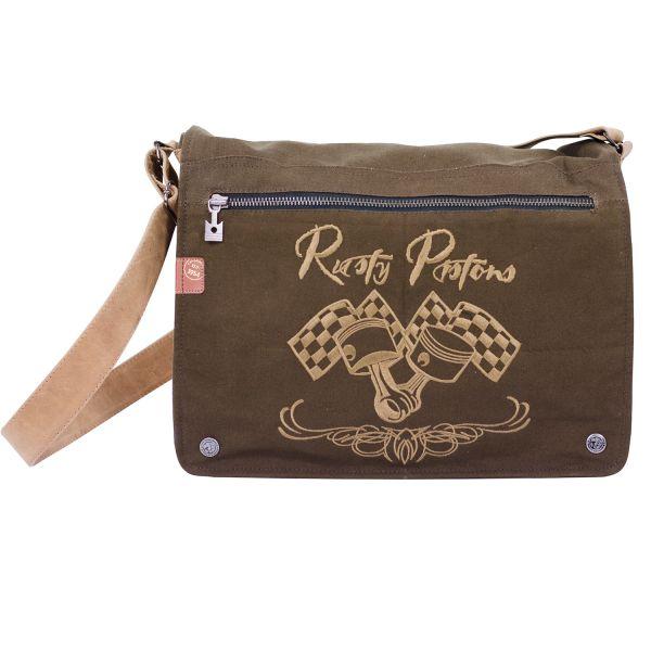 Rusty Pistons Tasche Pike