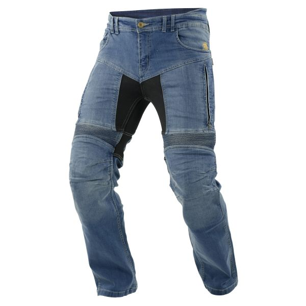 Trilobite 661 Parado TÜV/CE Herren Jeans, Farbe: blau