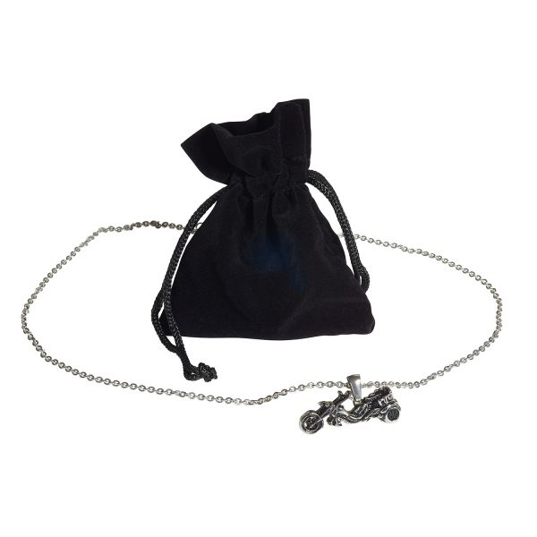 BOOM Halskette mit Trikeanhänger Damen