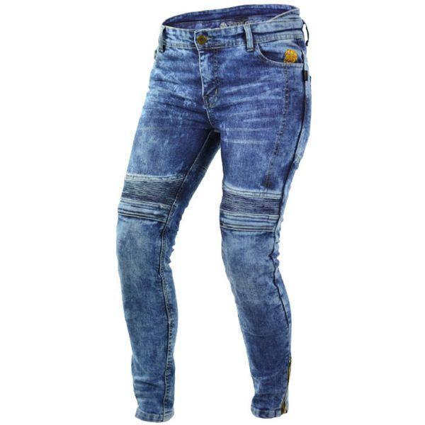 Trilobite 1665 Micas Damen Jeans, Farbe: blau
