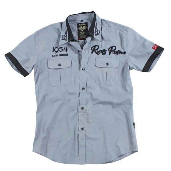 Rusty Pistons Shirt Hoback Herren