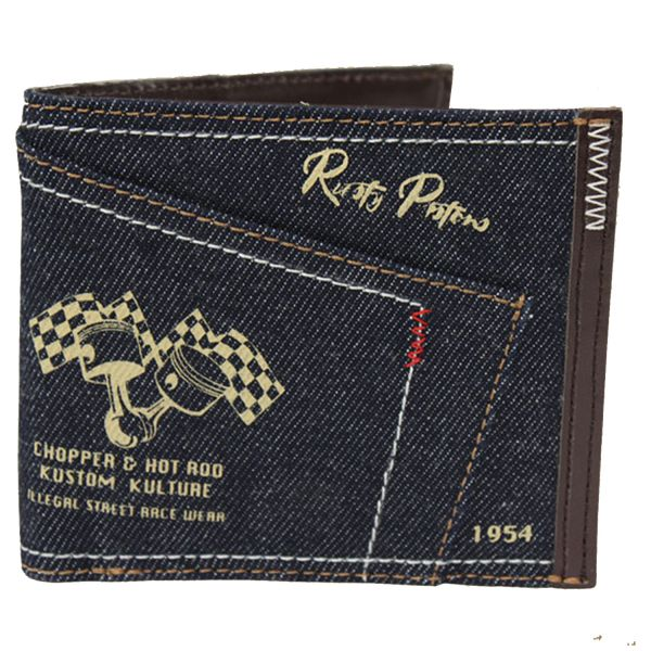 Brieftasche Roby Wallet Herren Grösse: Einheitsgrösse