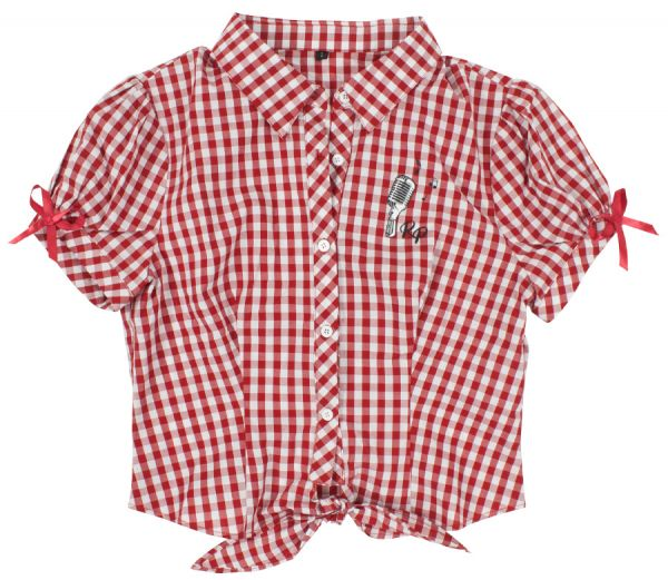 T-Shirt Withla red Damen