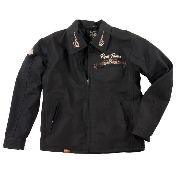 Rusty Pistons Textiljacke Butler Herren