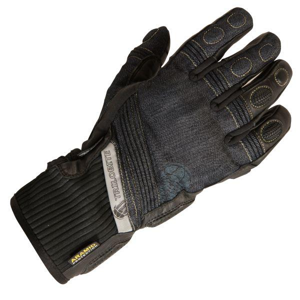Trilobite 1840 Parado Herren Handschuhe, Farbe: schwarz