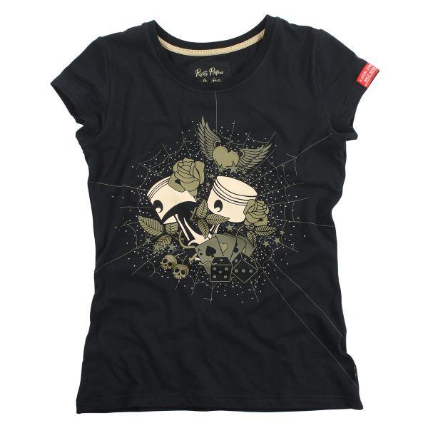 T-Shirt Ruth Brown Damen
