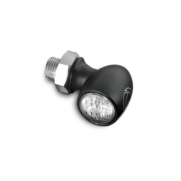 Kellermann Atto LED, Black weisses Glas
