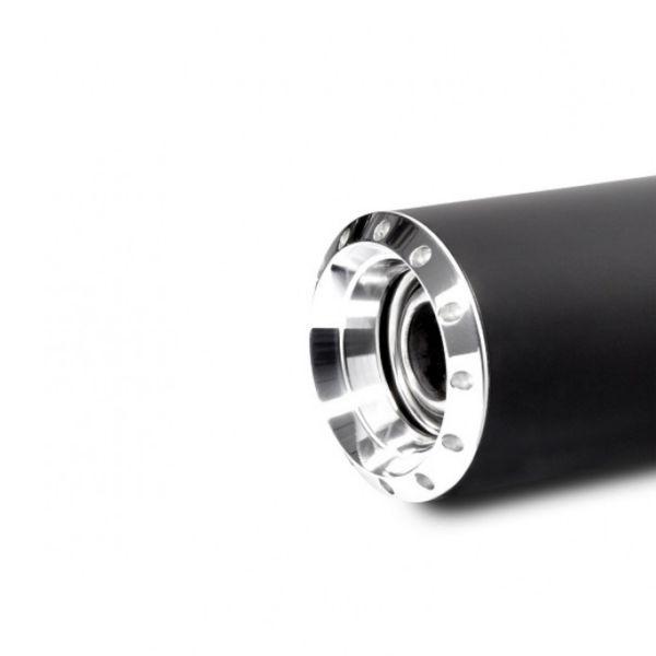 Miller Enkappe Standard Durchmesser 102mm Endkappe schwarz/matt