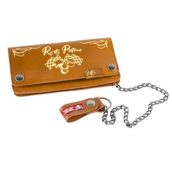 Rusty Pistons Brieftasche Lebo Herren