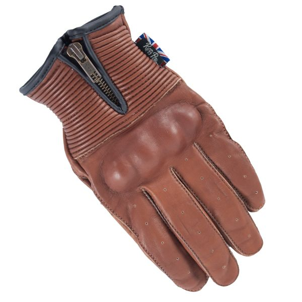 Rusty Pistons Handschuhe Trisba gloves Café London Damen