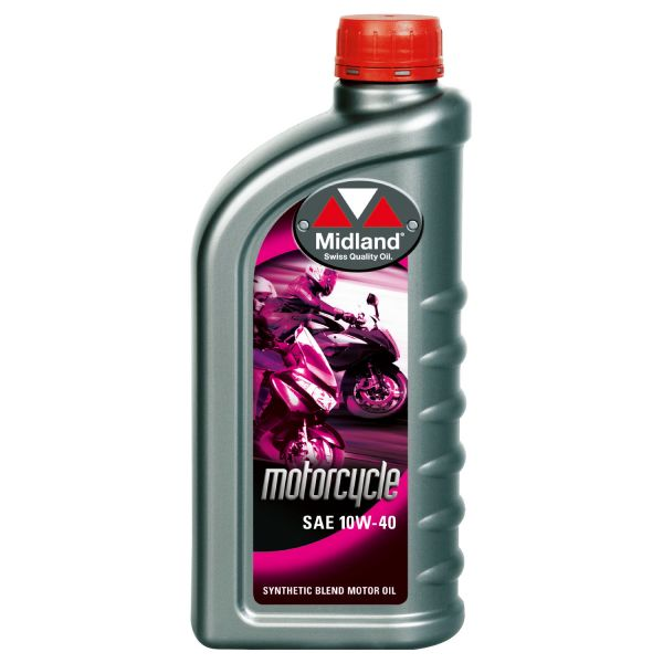 Midland Oil Gabelöl MEDIUM 1l. Bottle