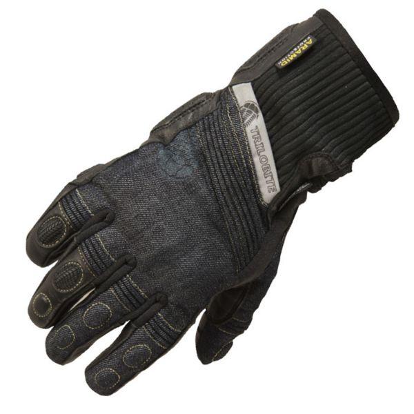 Trilobite 1840 Parado Damen Handschuhe, Farbe: schwarz